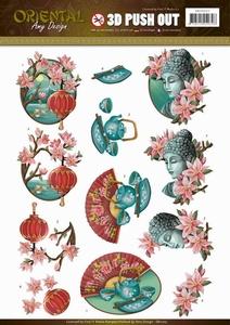 3D Stansvel Amy SB10251 Oriental Culture