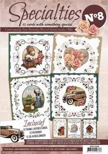 Hobbyboek Specialties  8 SPEC10008
