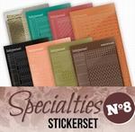 Stickerset Specialties  8 SPECSTS008