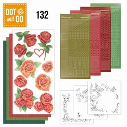 Hobbydots setje Dot & Do 132 Roses