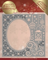 Marieke Merry & Bright Christmas Die PM10125 Lantern Frame