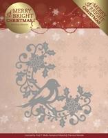 Marieke Merry & Bright Christmas Die PM10130 Bird Corner