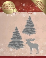Marieke Merry & Bright Christmas Die PM10131 Forest