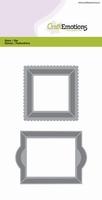 CraftEmotions Die 115633/0504 Lijsten/kadertjes