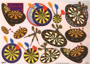 A4 Knipvel TBZ 504528 Sport/Darts