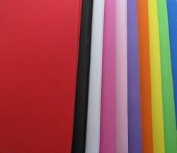 EVA foam 12315-1501 10 kleuren