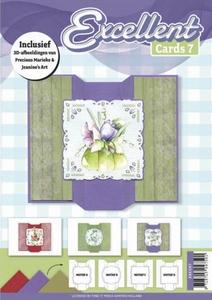 Excellent Cards 7 EXCC07 Bloemen