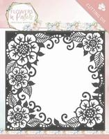 Die Marieke Flowers in Pastels PM10134 Floral Frame