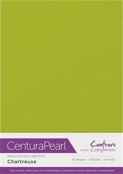 Crafters Companion Centura Pearl Chartreuse