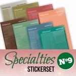 Stickerset Specialties 9 SPECSTS009