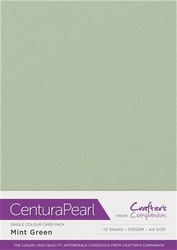 Crafters Companion Centura Pearl Mint green