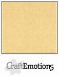 CraftEmotions A4 linnenkarton 1285 honing