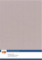 Card Deco Linnenkarton A4 BLKG-A450 Schelproze