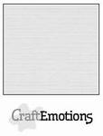 CraftEmotions A5 linnenkarton 1345 antiek grijs