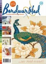 Borduurblad 29 Leuksste blad voor borduren!