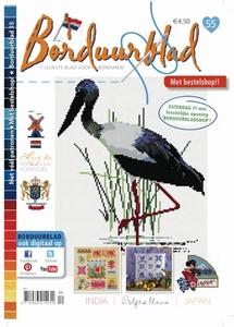 Borduurblad 55 Leuksste blad voor borduren!