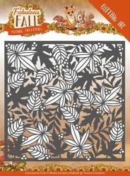 Yvonne's Die YCD10147 Fabulous Fall Autumn Frame