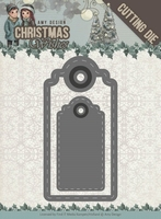 Amy Design Die ADD10153 Christmas Wishes Labels