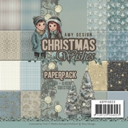 Amy Design Paperpack ADPP10023 Christmas Wishes