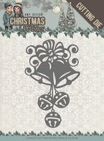 Amy Design Die ADD10151 Christmas Wishes Christmas Bells