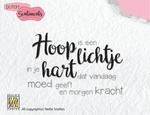 Nellie's Choice Stempel SENC009 Dutch sentiments-9