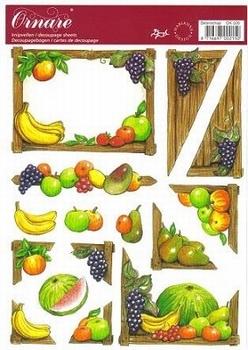 A5 Knipvel Ornare 26 Fruit