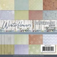 Marieke Paperpack Winter Flowers PMPP10021