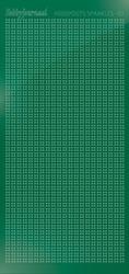 Hobbydots sticker Sparkles 1 HSPM012 Mirror Green