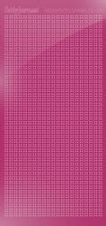 Hobbydots sticker Sparkles 1 HSPM01F Mirror Pink