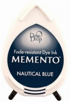 Memento Dew drops Inkpads MD-000-607 Nautical blue