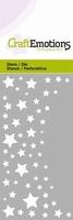 CraftEmotions Die 115633/0218 Sterrenhemel