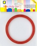 Jeje Extra Sticky tape 3.3189 dubbelzijdige Tape 9 mm