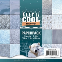 Paperpack Amy Design ADPP10024 Keep it Cool
