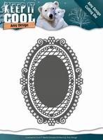 Die Amy Design ADD10161 Keep it Cool Keep it Oval