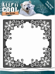Die Amy Design ADD10158 Keep it Cool Square Frame