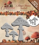Amy Design Die ADD10085 Autumn Moments Toadstools