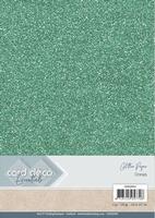 Card Deco Essentials Glitter Paper CDEGP003 Ocean