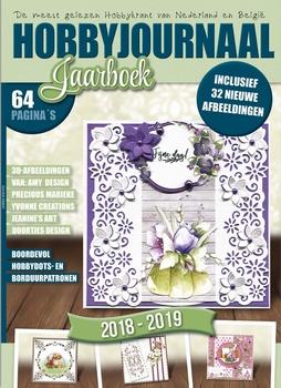 Hobbyjournaal Jaarboek 2018-2019