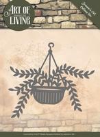 Die Jeanines Art JAD10056 Art of Living Hanging Plant