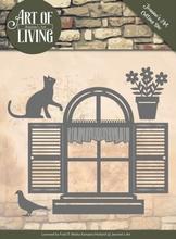 Die Jeanines Art JAD10054 Art of Living Home Sweet Home