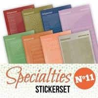 Stickerset Specialties 11 SPECSTS011
