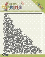 Marieke Die Happy Spring PM10145 Happy Flower Corner