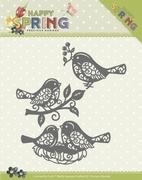 Marieke Die Happy Spring PM10150 Spring Birds