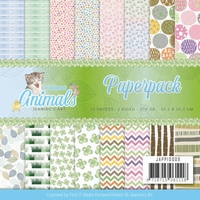 Paperpack Jeanine JAPP10009 Young Animals