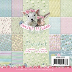 Amy Design Paperpack ADPP10025 Spring is Here