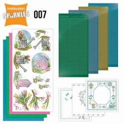 Sparkles SPDO007 Set 7 Spring is Here
