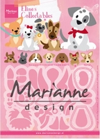 MD Collectable COL1464 Eline's puppy's