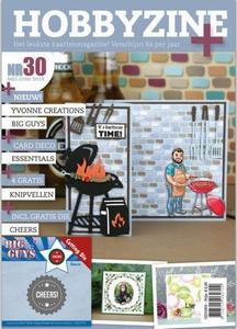 Hobbyzine Plus 30 + 4 gratis knipvellen + YCD10176 Cheers