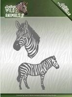 Amy Design Die ADD10178 Wild Animals 2 Zebra