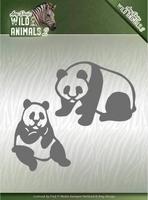 Amy Design Die ADD10180 Wild Animals 2 Panda Bear